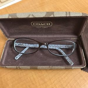 Coach Elana glasses frames